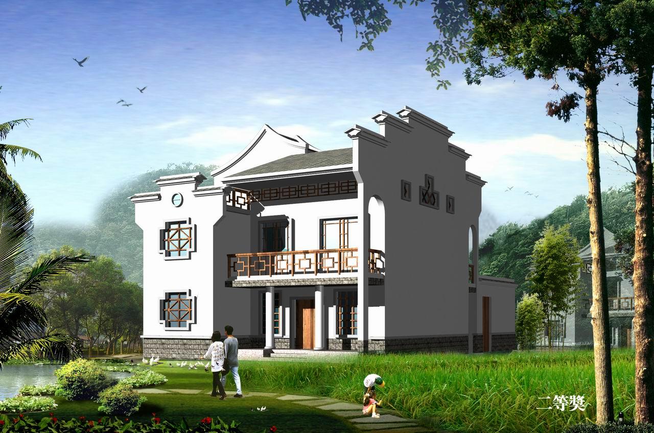 独栋小别墅设计多少钱?